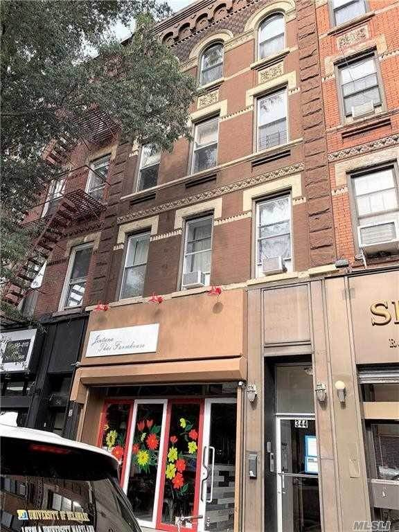 Residential Income for Sale at 344 7th Avenue, Park Slope, NY 11215 Brooklyn, New York 11215 United States