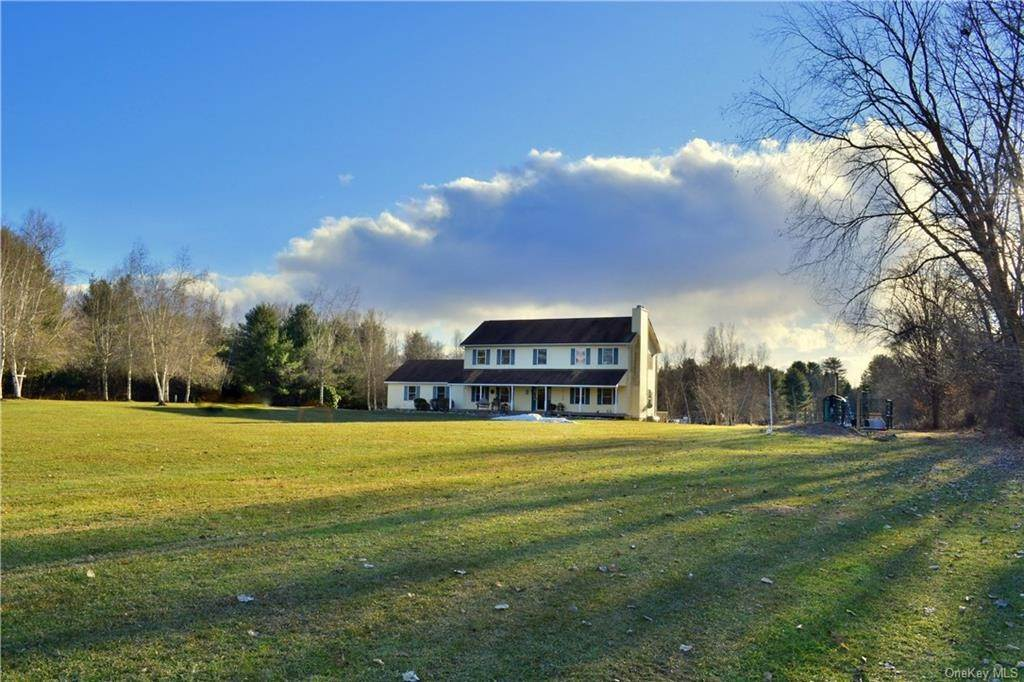 Residential for Sale at 4480 Route 209 Stone Ridge, New York 12484 United States