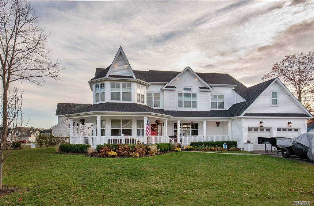 Residential for Sale at 12 Wildflower Drive, Ridge, NY 11961 Ridge, New York 11961 United States