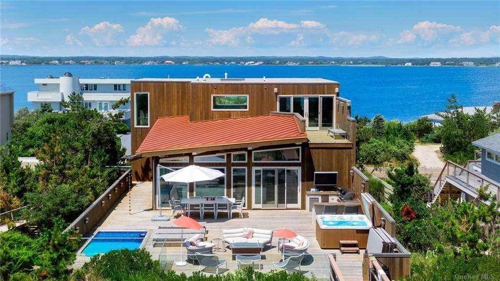 Residential for Sale at 519 Dune Road Other Areas, New York 11978 United States