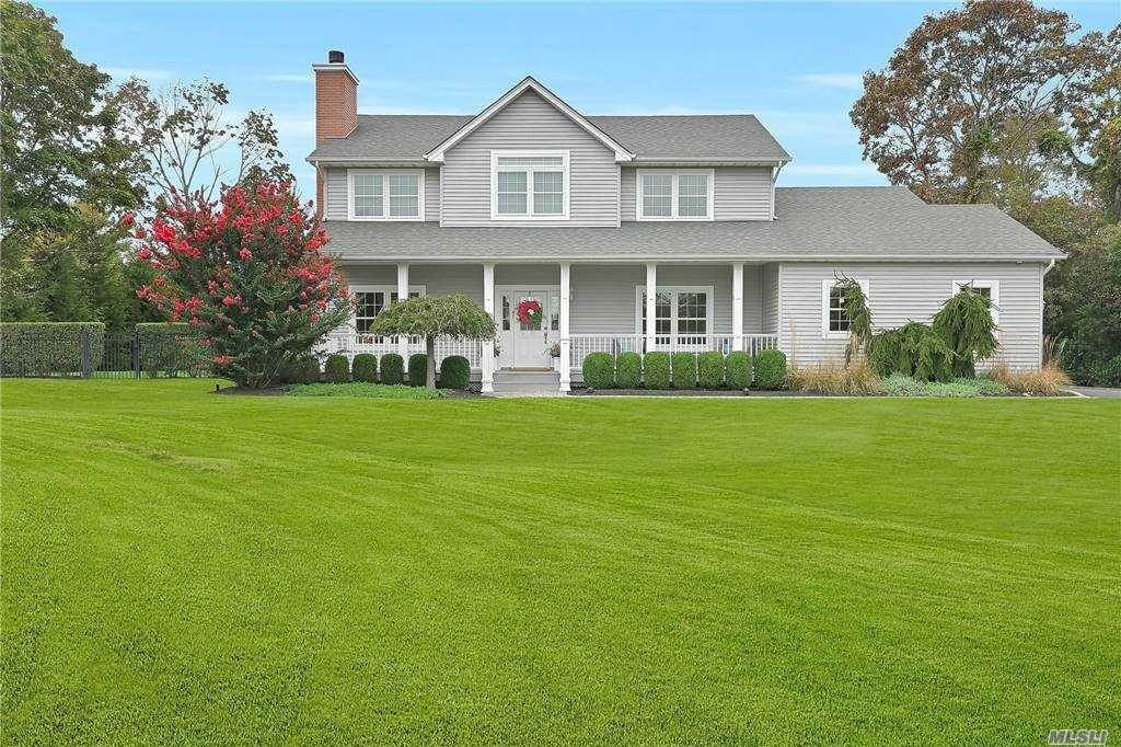 Residential for Sale at 3 Benjamin Avenue, East Moriches, NY 11940 East Moriches, New York 11940 United States