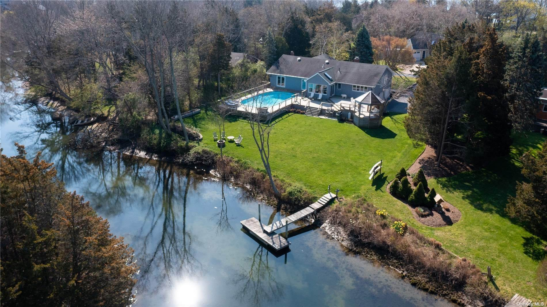 Residential for Sale at 225 Lakeside Drive Southold, New York 11971 United States