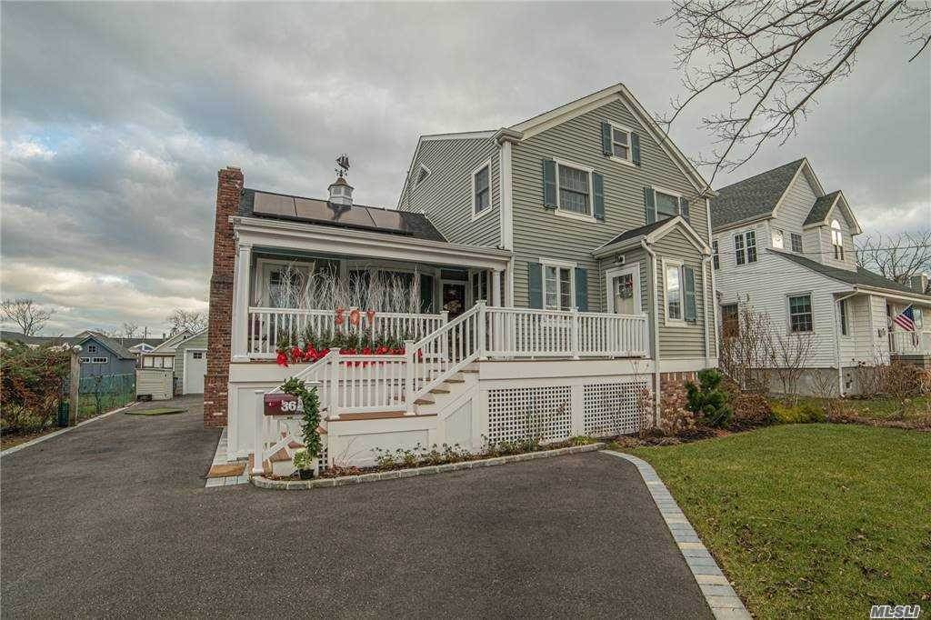 Residential for Sale at 36 Norman Avenue Amityville, New York 11701 United States