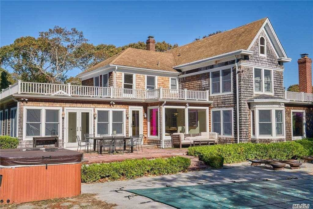 Residential for Sale at 58 W Tiana Road Hampton Bays, New York 11946 United States
