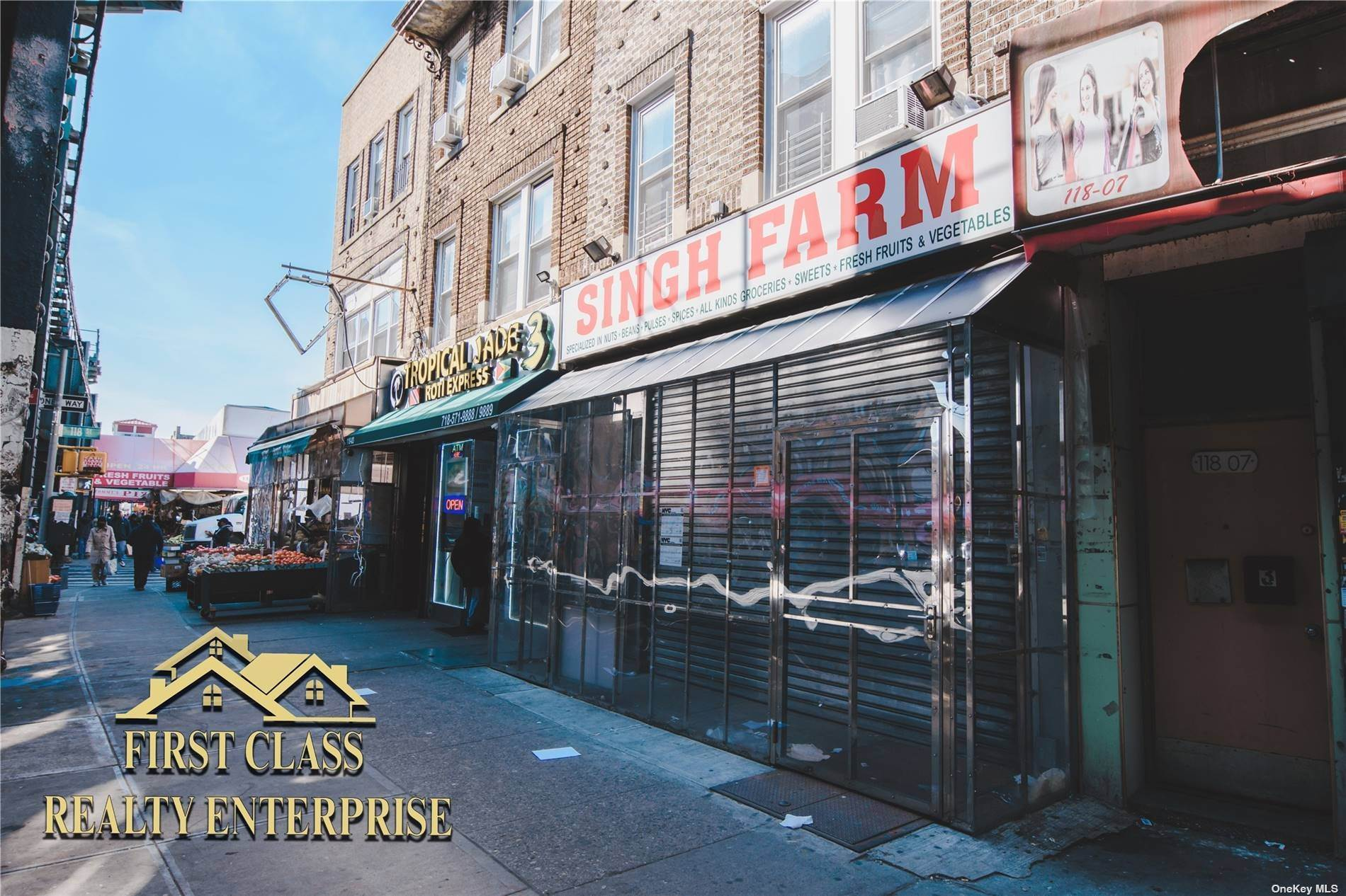 Residential Income for Sale at 118-05 Liberty Avenue Richmond Hill, New York 11419 United States