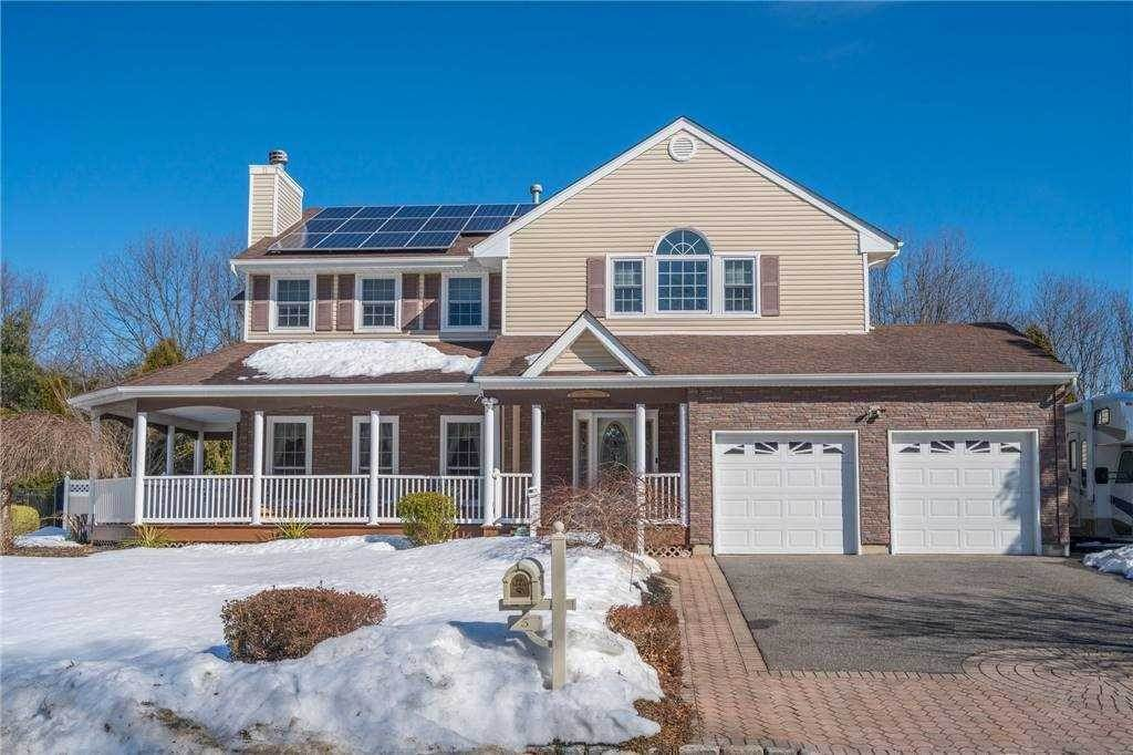 Residential for Sale at 5 Betsy Ross Court Centereach, New York 11720 United States