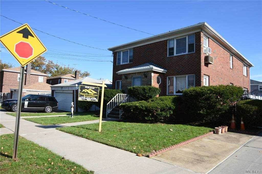 Residential Income for Sale at 135-15 123rd Street, S. Ozone Park, NY 11420 S Ozone Park, New York 11420 United States