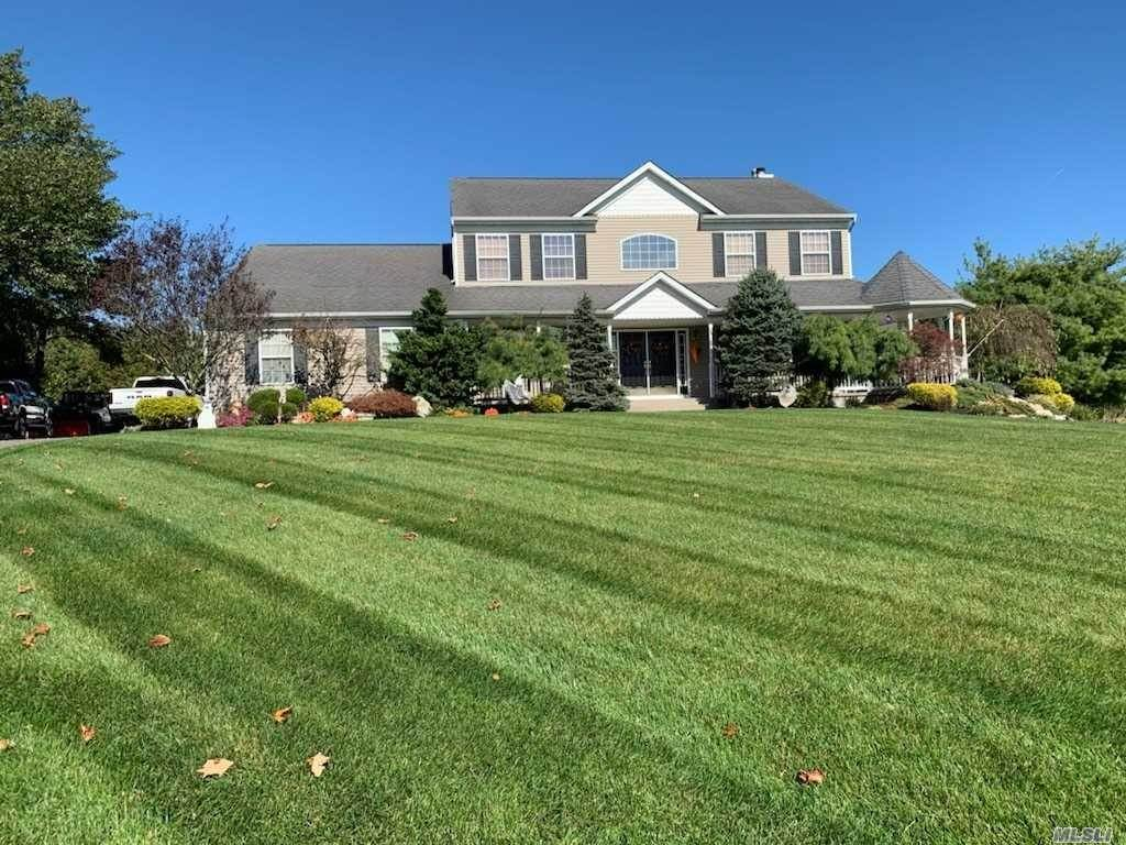 Residential for Sale at 36 Ashley Circle Manorville, New York 11949 United States