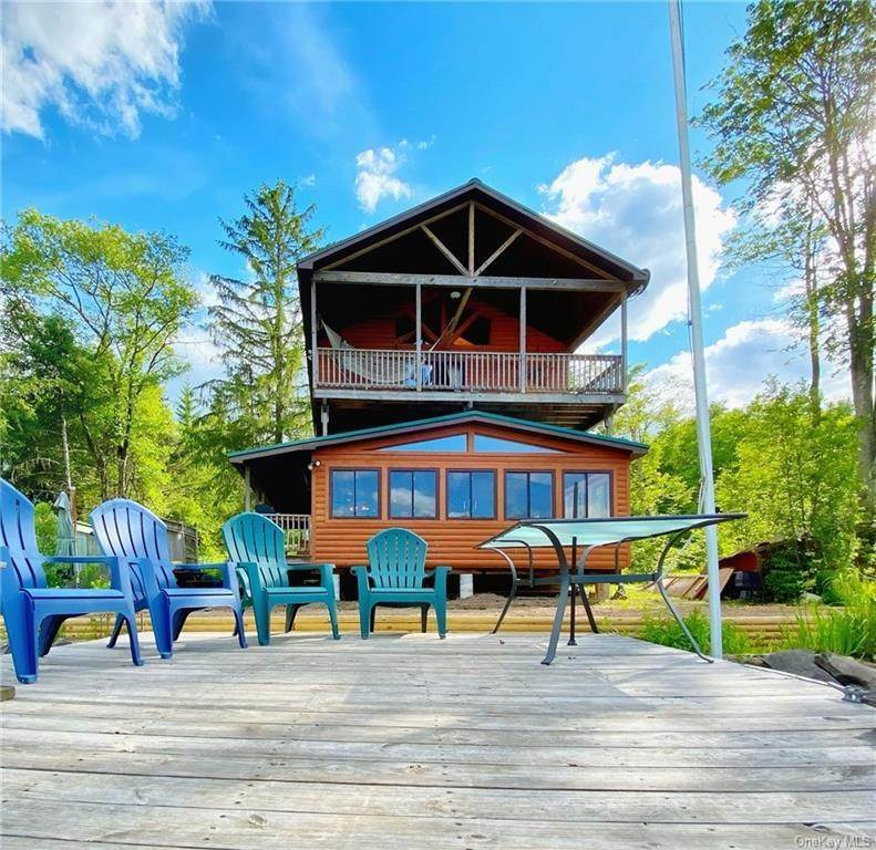 Residential for Sale at 212 Trout Brook Road Roscoe, New York 12776 United States