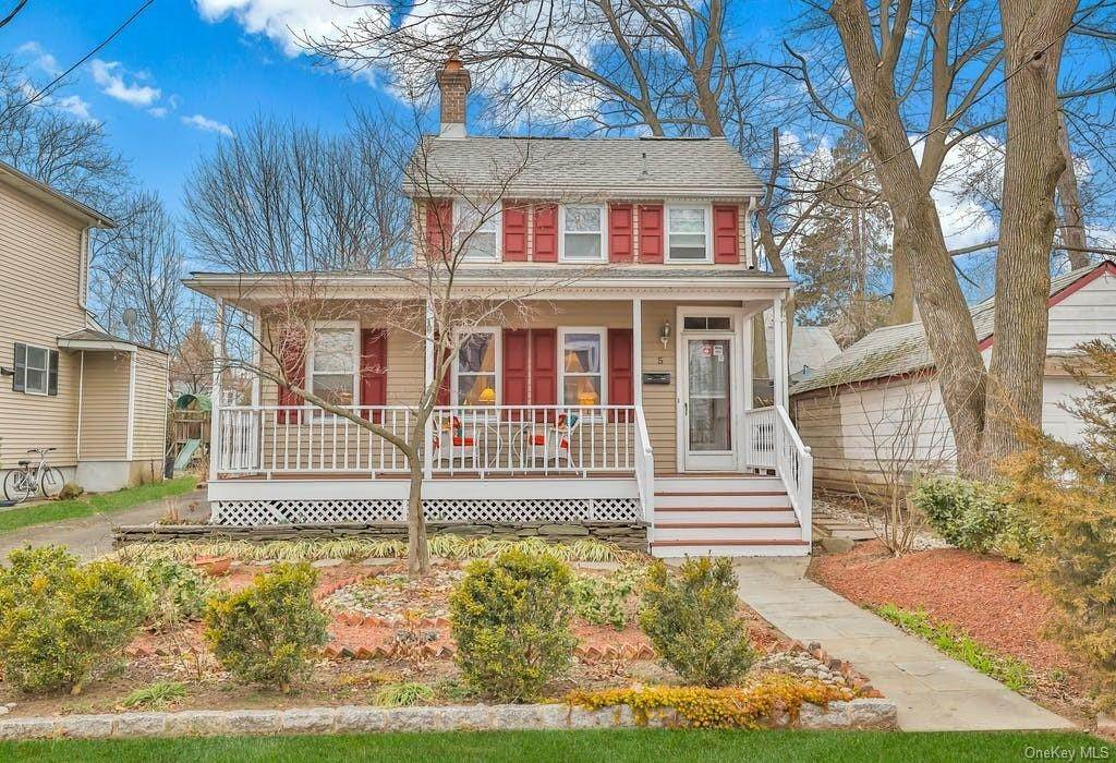 Residential for Sale at 5 Charles Street Nyack, New York 10960 United States