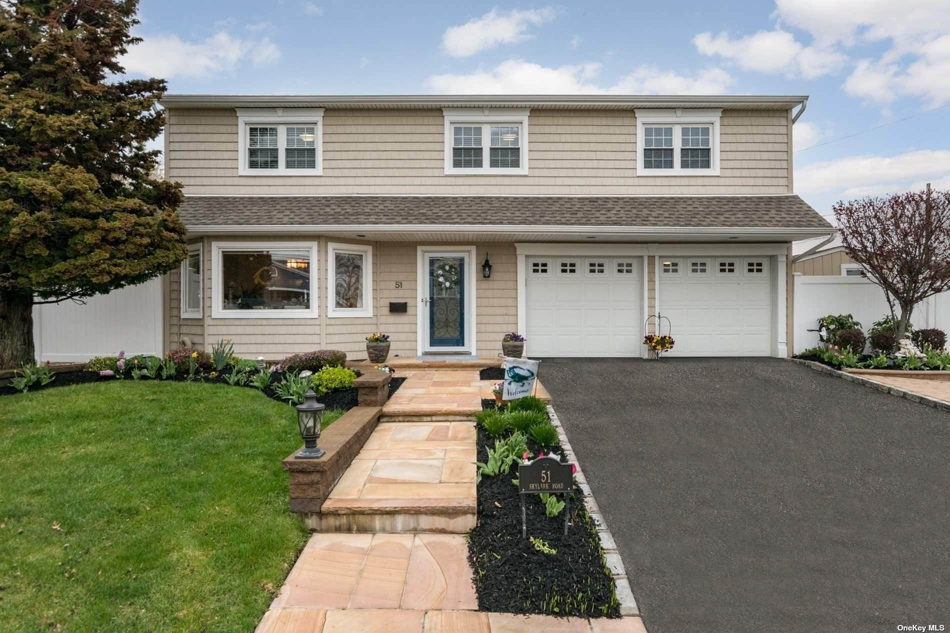 Residential for Sale at 51 Skylark Road Massapequa Park, New York 11762 United States