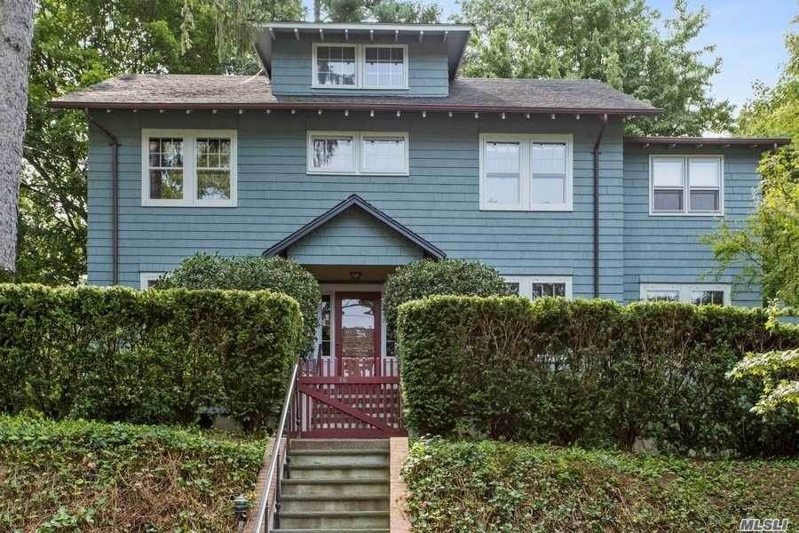 Residential for Sale at 46 Laurel Avenue, Sea Cliff, NY 11579 Sea Cliff, New York 11579 United States