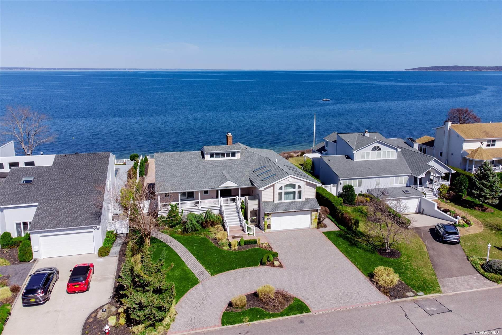 Residential for Sale at 17 Oak Point Drive N Bayville, New York 11709 United States