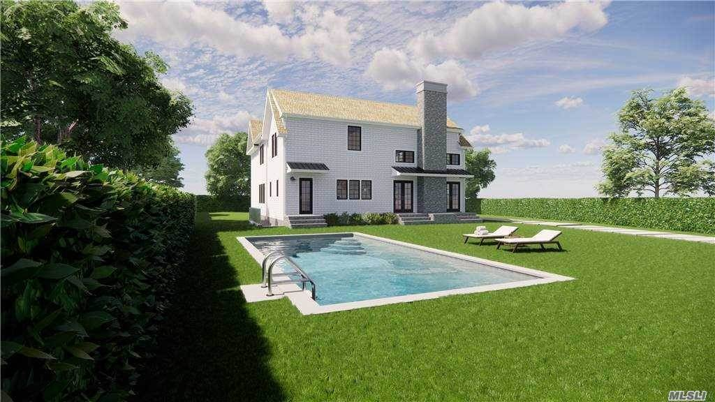Residential for Sale at 60 Clearview Drive, Sag Harbor, NY 11963 Sag Harbor, New York 11963 United States
