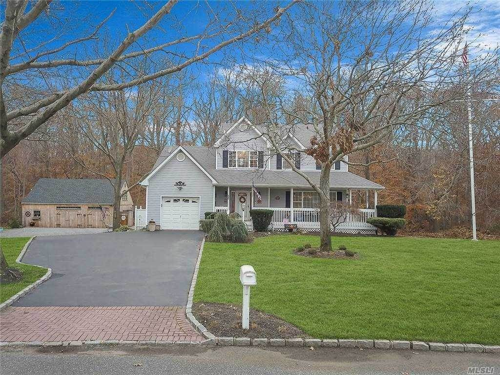 Residential for Sale at 294 Baywood Drive, Baiting Hollow, NY 11933 Baiting Hollow, New York 11933 United States