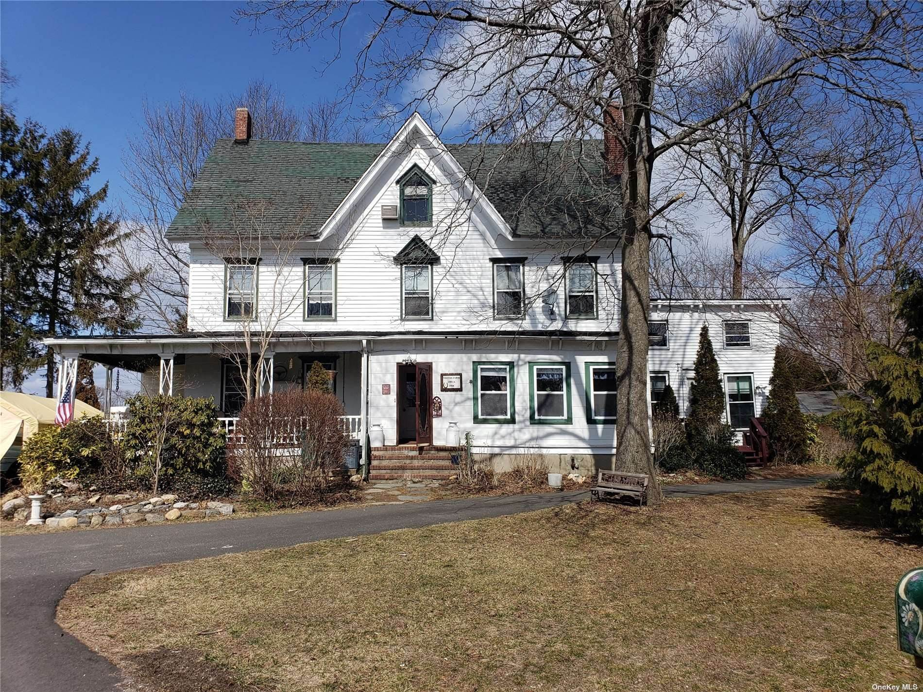 Residential for Sale at 375 E Main Street Kings Park, New York 11754 United States