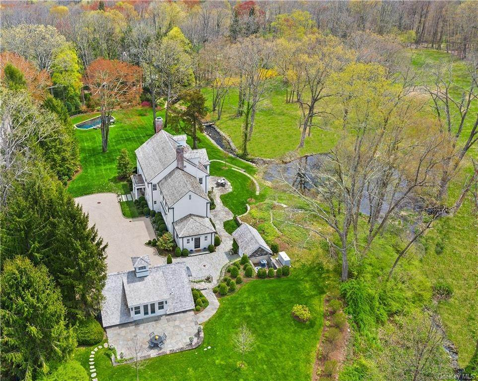 Residential for Sale at 91 Upper Hook Road Katonah, New York 10536 United States