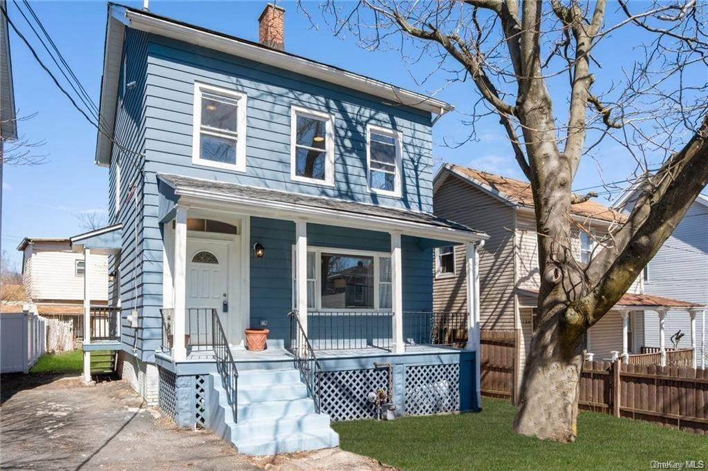 Residential for Sale at 142 Depew Avenue Nyack, New York 10960 United States