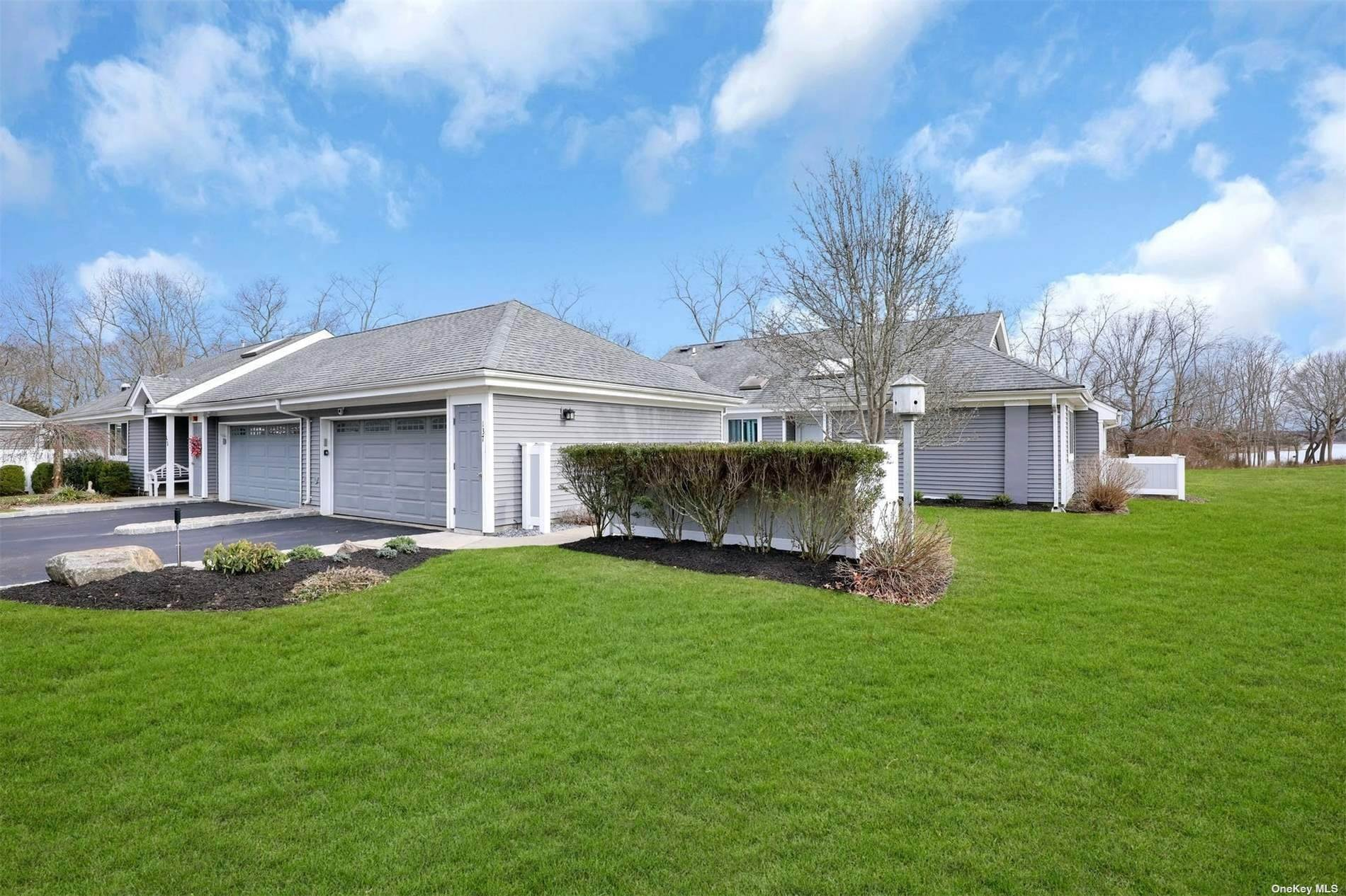 Residential for Sale at 137 Captains Court Moriches, New York 11955 United States