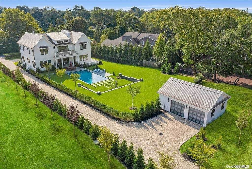 Residential for Sale at 185 Bishops Lane Lane Southampton, New York 11968 United States