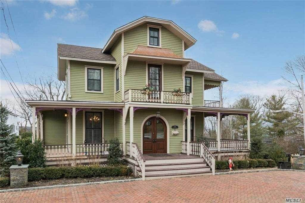Residential for Sale at 168 Prospect Avenue Sea Cliff, New York 11579 United States