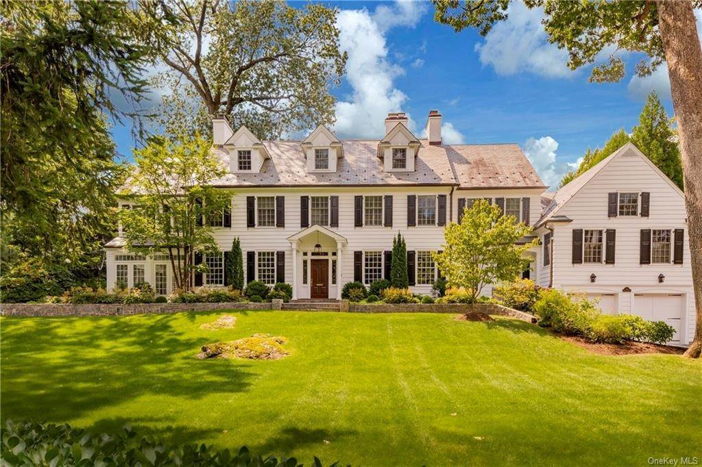 Residential for Sale at 44 Masterton Road Bronxville, New York 10708 United States