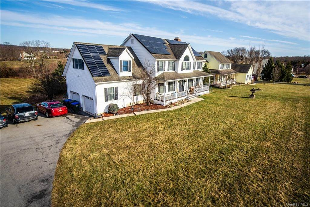 Residential for Sale at 161 Ridgebury Road New Hampton, New York 10958 United States