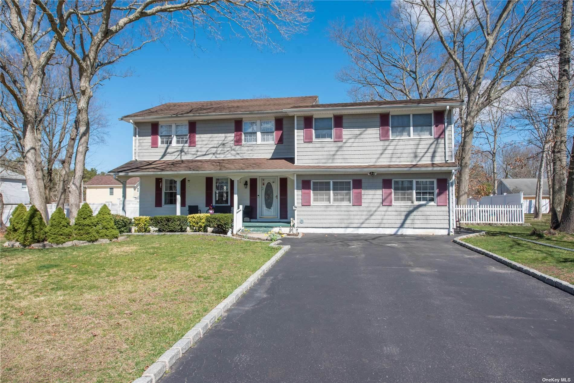 Residential for Sale at 6 Heidi Court Bohemia, New York 11716 United States