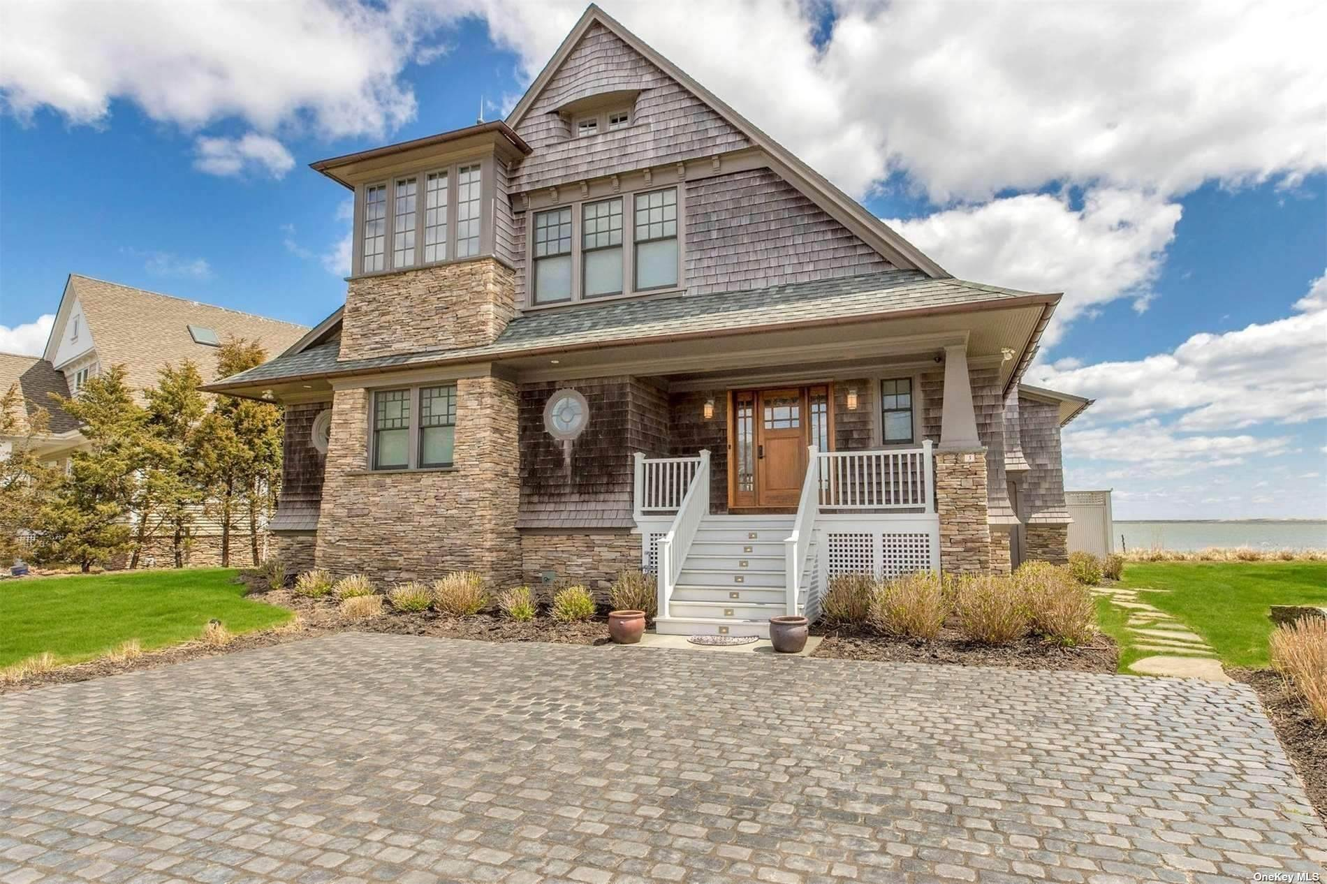 Residential for Sale at 3 Shinnecock Road East Quogue, New York 11942 United States