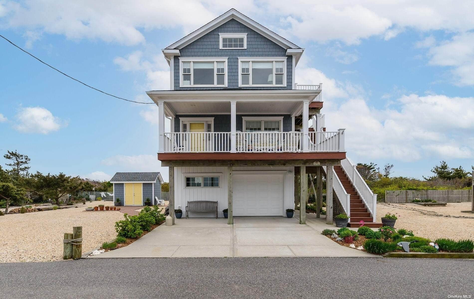 Residential for Sale at 5 Broadway Gilgo Beach, New York 11702 United States