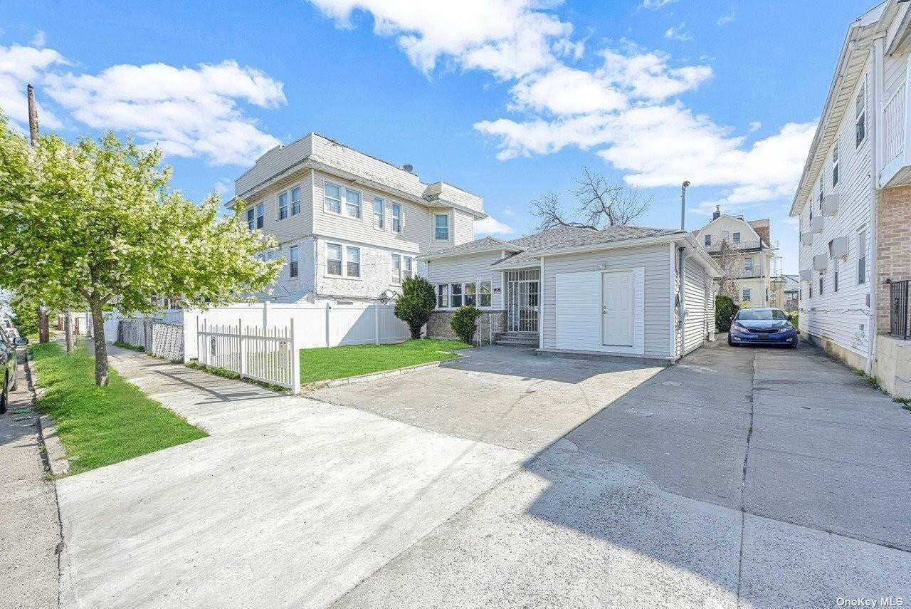 Residential Income for Sale at 544 Beach 67th Street Arverne, New York 11692 United States