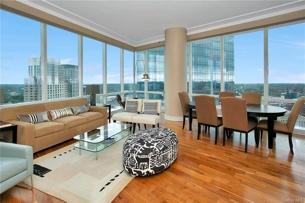 Residential for Sale at 5 Renaissance Square # 31G, White Plains, NY 10601 White Plains, New York 10601 United States