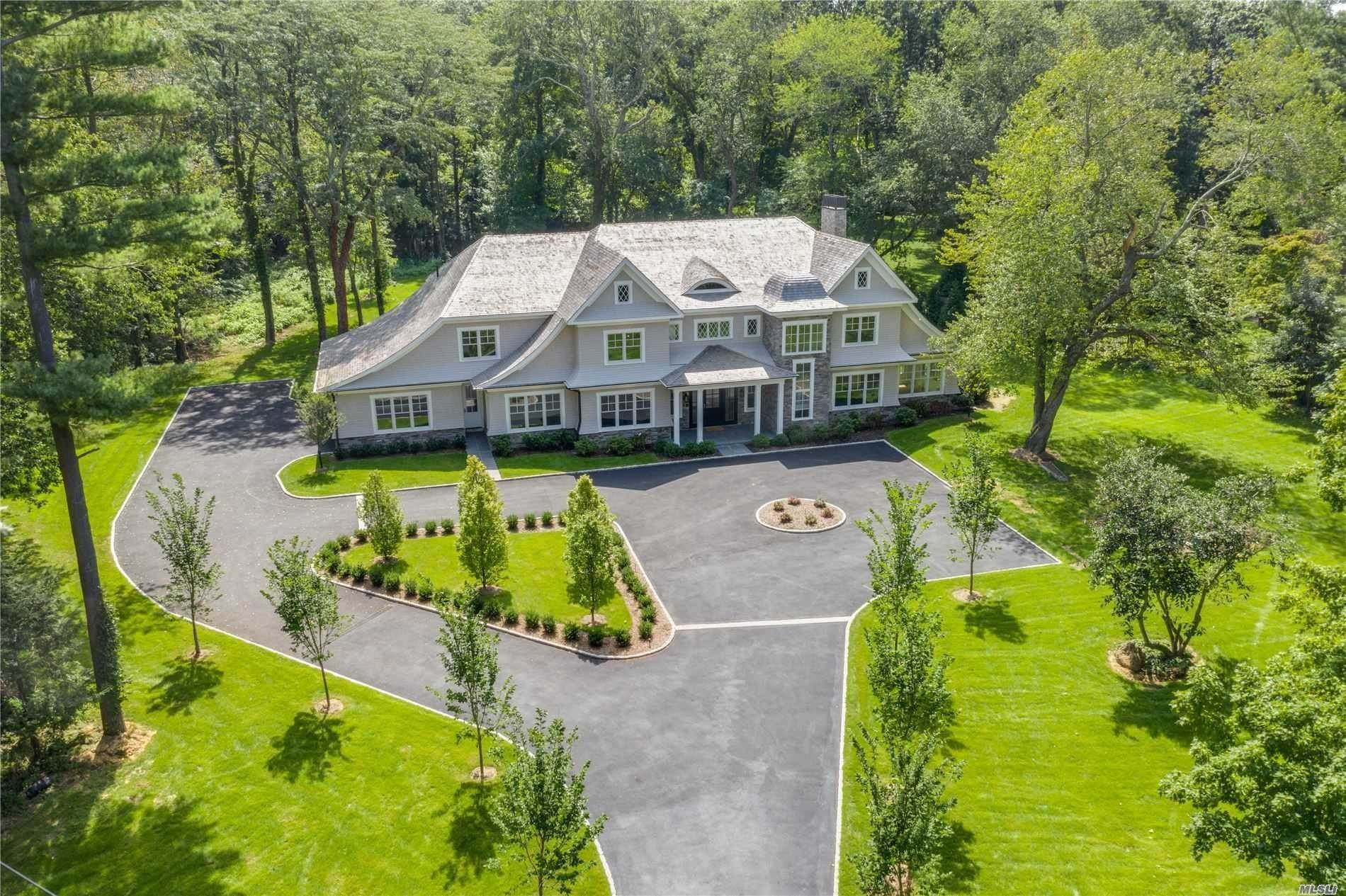 Residential for Sale at 29 Meadowood Lane, Brookville, NY 11545 Brookville, New York 11545 United States