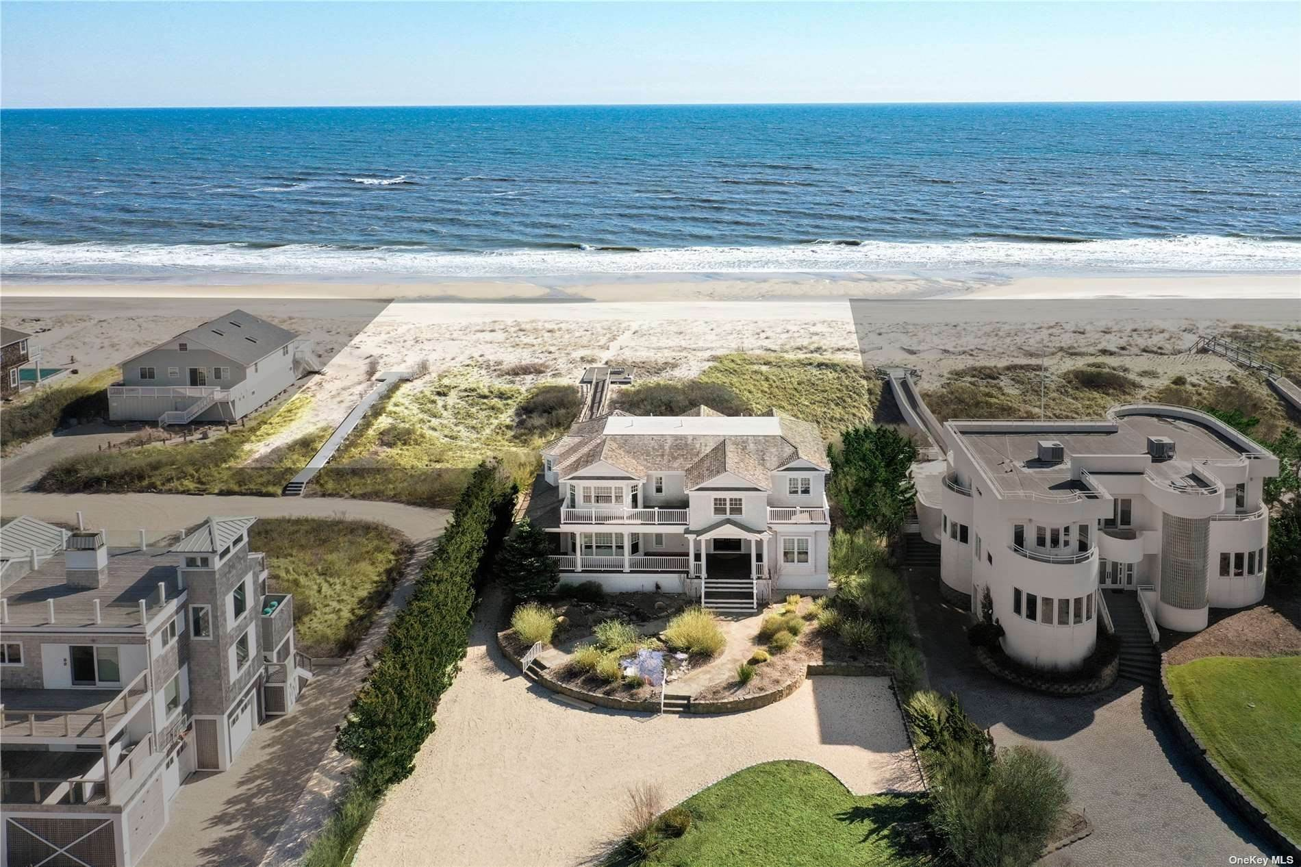 Residential for Sale at 41 Dune Road East Quogue, New York 11942 United States