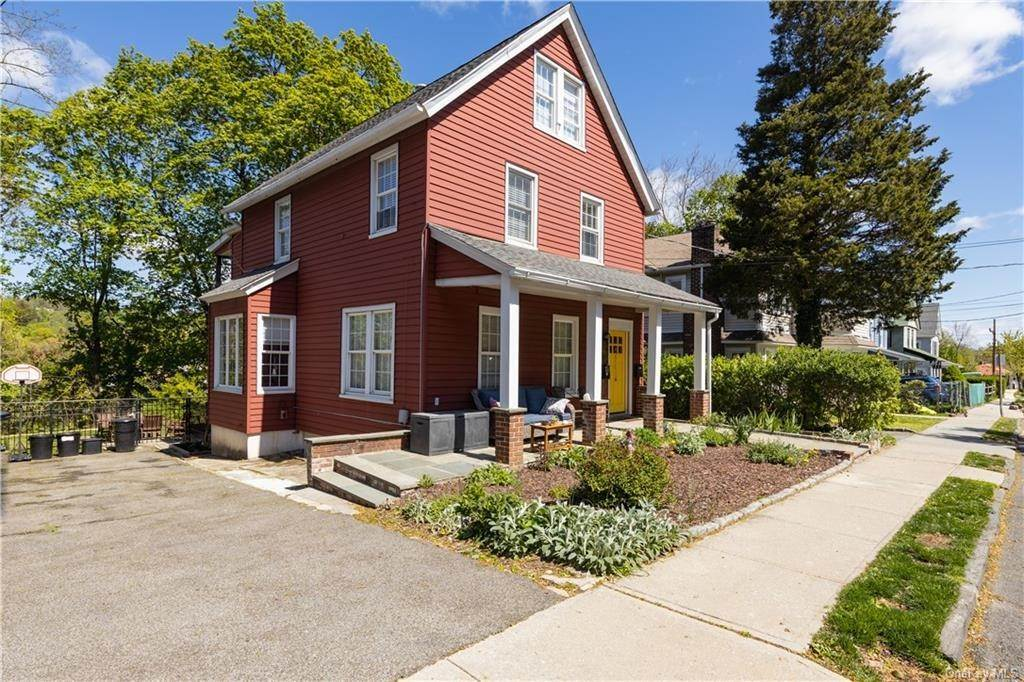 Residential Income for Sale at 11 Oak Avenue Tuckahoe, New York 10707 United States