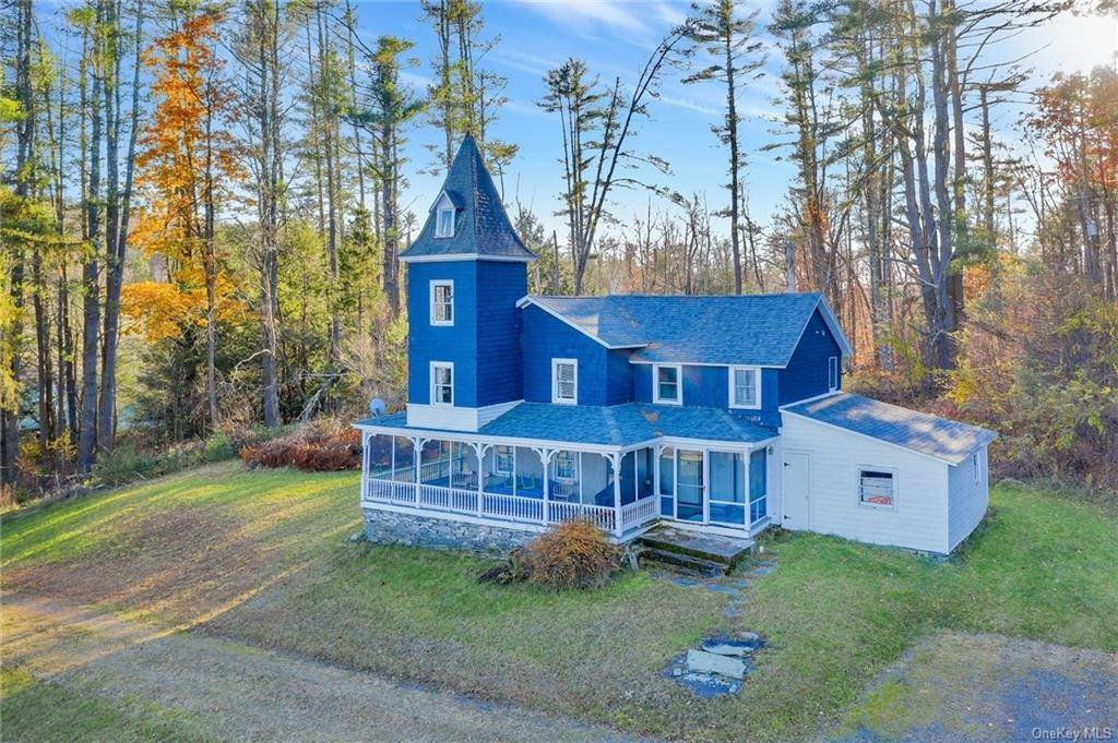 Residential for Sale at 47 Swamp Pond Road Narrowsburg, New York 12764 United States