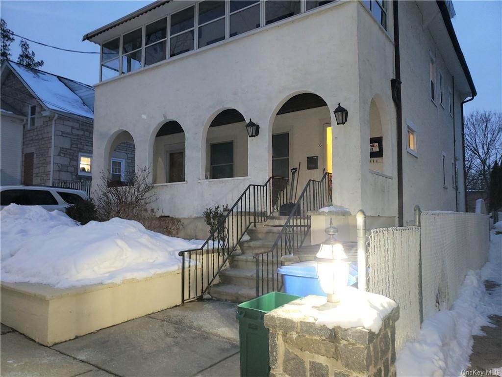 Residential Lease at 6 Hall Place # Second Floor, Eastchester, NY 10709 Eastchester, New York 10709 United States
