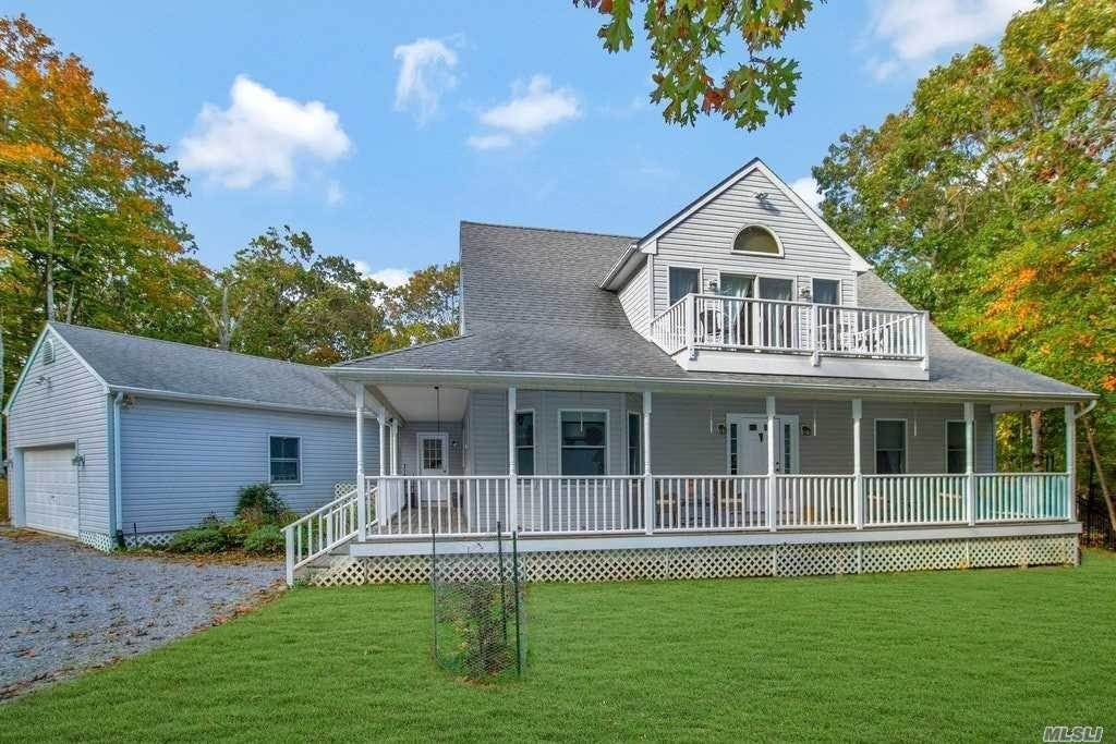 Residential for Sale at 2350 N Wading River Road Wading River, New York 11792 United States