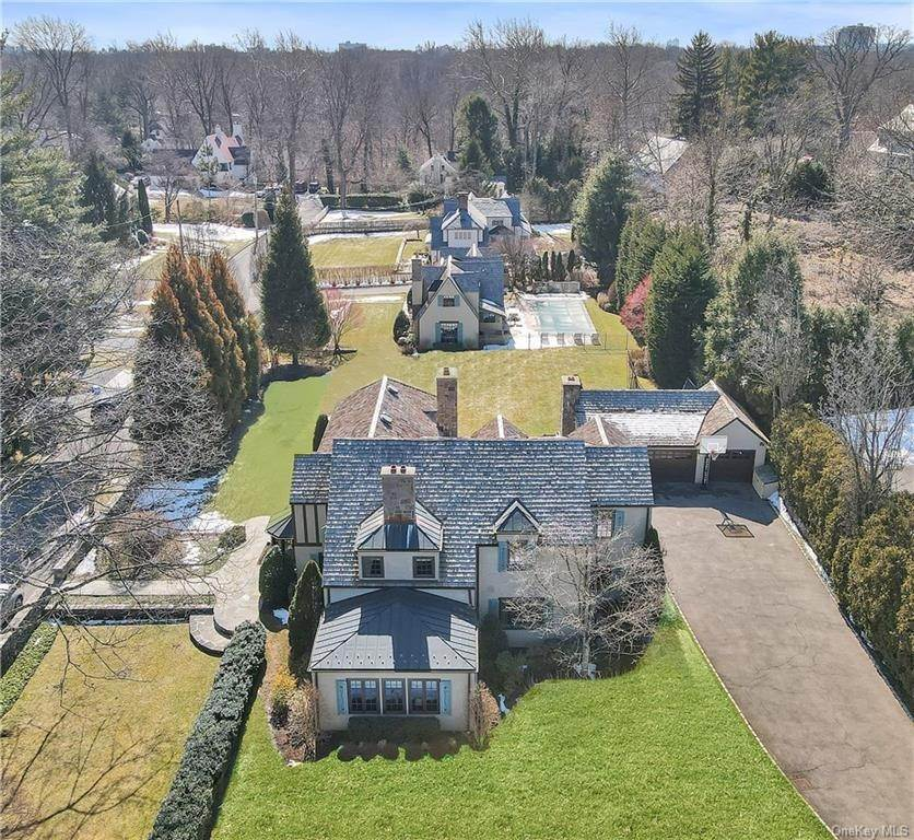 Residential for Sale at 8 Locust & 8 Wood End Lane Bronxville, New York 10708 United States