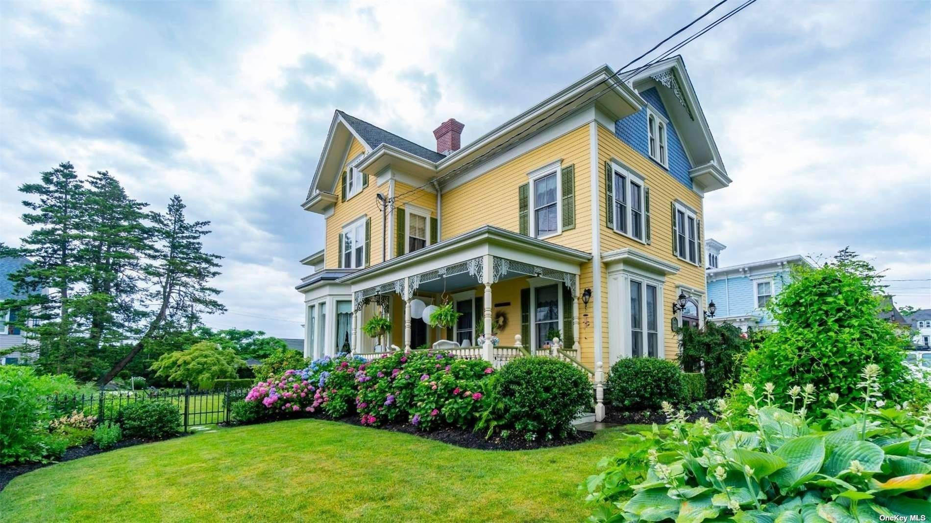 Residential for Sale at 135 Bay Avenue Greenport, New York 11944 United States