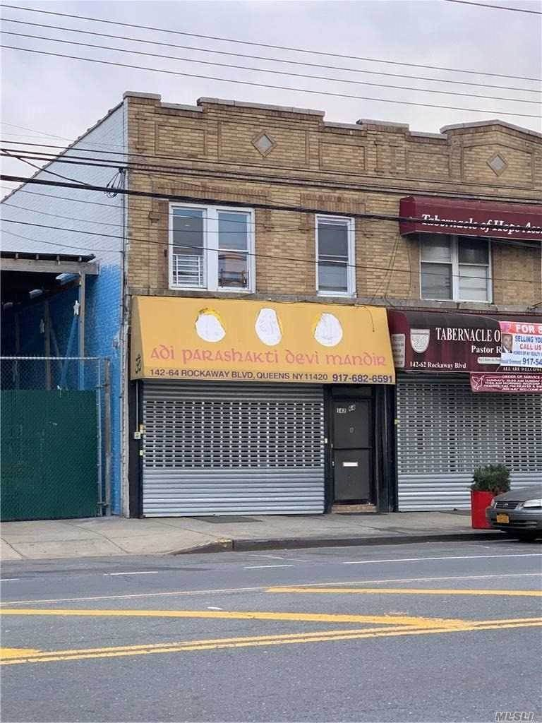 Residential Lease at 142-64 Rockaway Boulevard, Jamaica, NY 11436 Jamaica, New York 11436 United States
