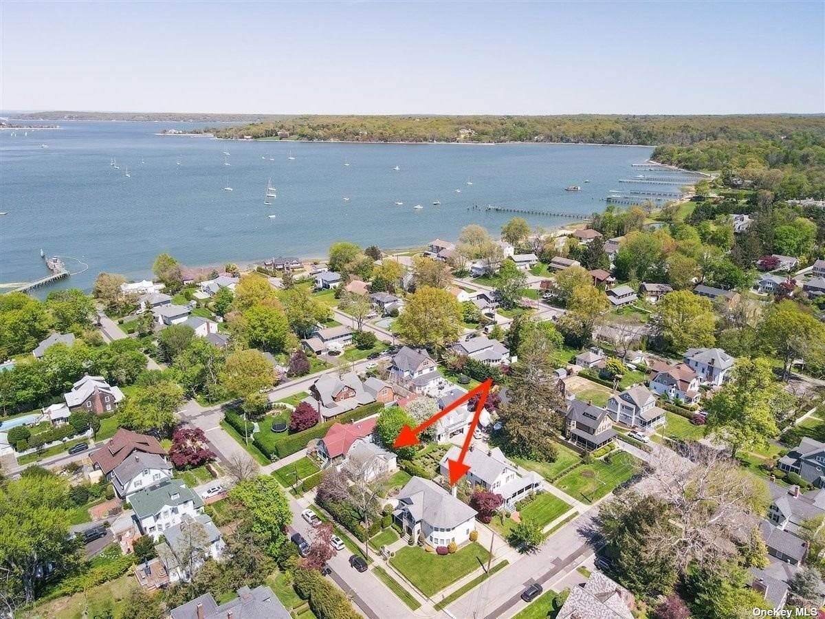 Residential Income for Sale at 32 Florence Avenue Oyster Bay, New York 11771 United States