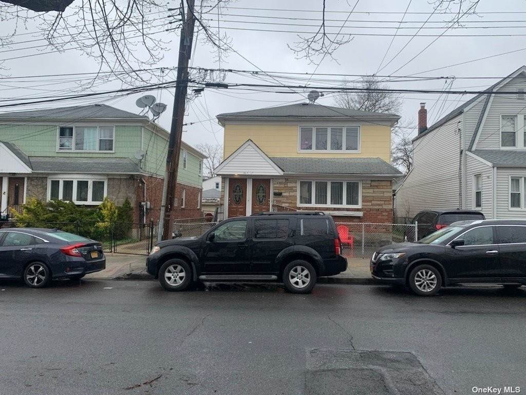 Residential Income for Sale at 105-17 87th Street Ozone Park, New York 11417 United States