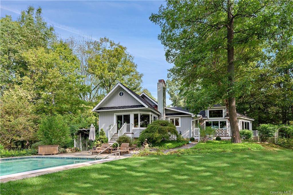 Residential for Sale at 57 Cross Pond Road, Lewisboro, NY 10576 Pound Ridge, New York 10576 United States