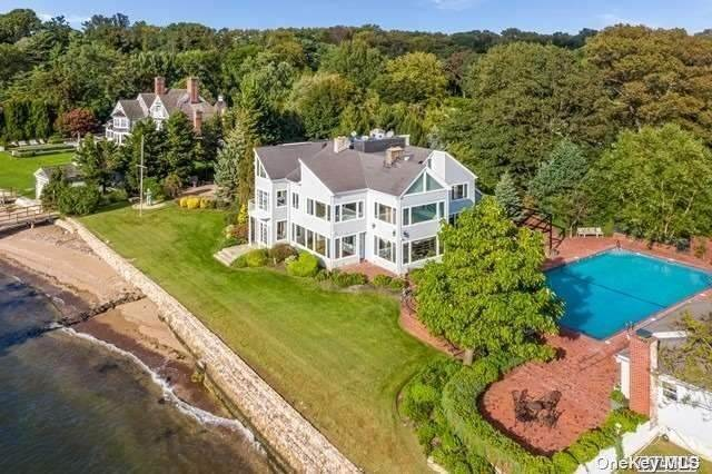 Residential for Sale at 16 Plum Beach Point Road, Sands Point, NY 11050 Sands Point, New York 11050 United States