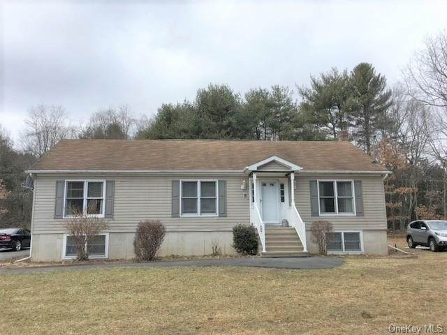 Residential for Sale at 1621 Us Route 209 Westbrookville, New York 12785 United States