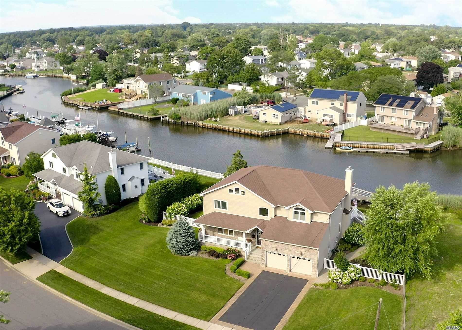 Residential for Sale at 102 E Shore Drive Massapequa, New York 11758 United States