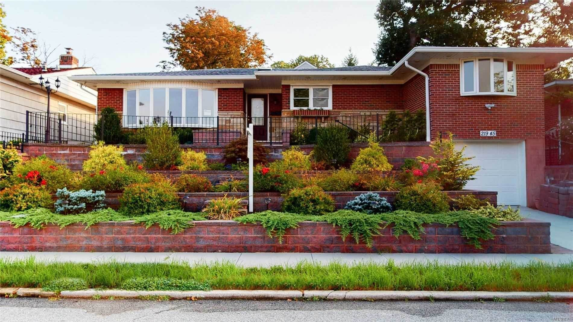Residential for Sale at 219-45 Stewart Road, Hollis Hills, NY 11427 Queens Village, New York 11427 United States