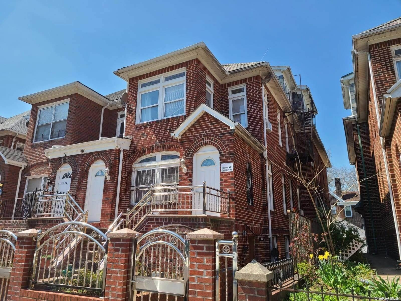 Residential Income for Sale at 33-22 89th Street Jackson Heights, New York 11372 United States