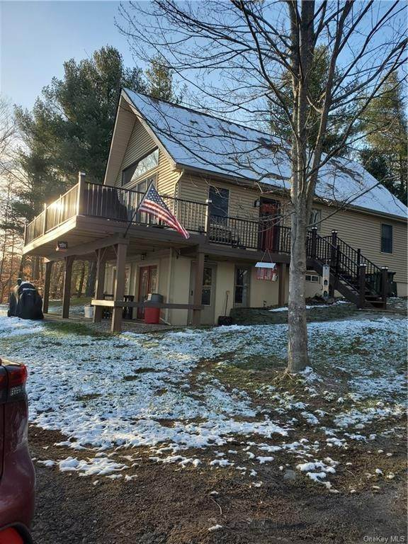 Residential for Sale at 125 Spook Hole Road, Wawarsing, NY 12428 Ellenville, New York 12428 United States